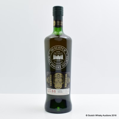 SMWS 127.44 Port Charlotte 12 Year Old Feis Ile 2016