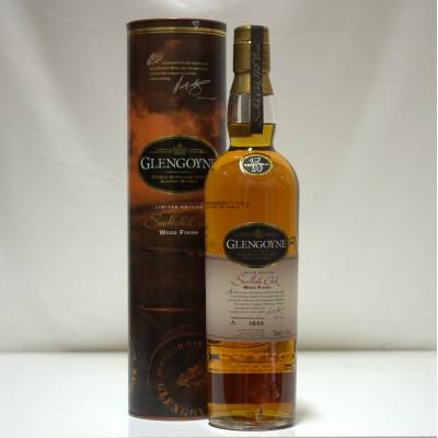 Glengoyne Limited Edition Oak Wood Finish