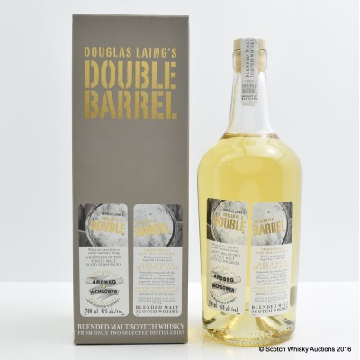 Ardbeg & Inchgower Douglas Laing's Double Barrel