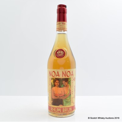 Noa Noa Tahiti Rum