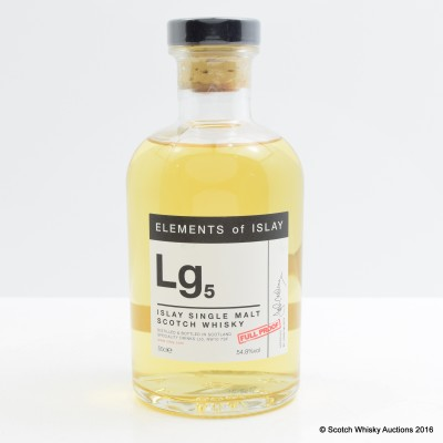 Elements of Islay Lg5 50cl