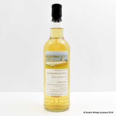 Ardbeg 1992 21 Year Old Whisky Broker