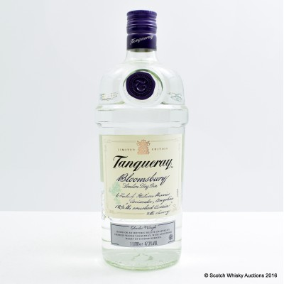 Tanqueray Bloomsbury Gin 1L