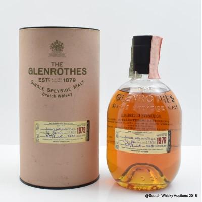 Glenrothes 1979