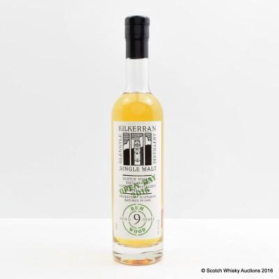 Kilkerran Open Day 2015 9 Year Old Rum Wood 35cl