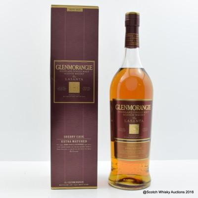 Glenmorangie Lasanta 1L