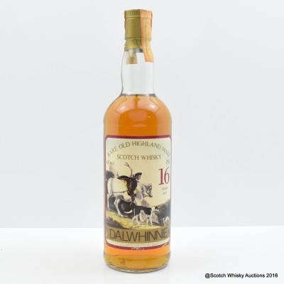 Dalwhinnie 16 Year Old Sestante 75cl
