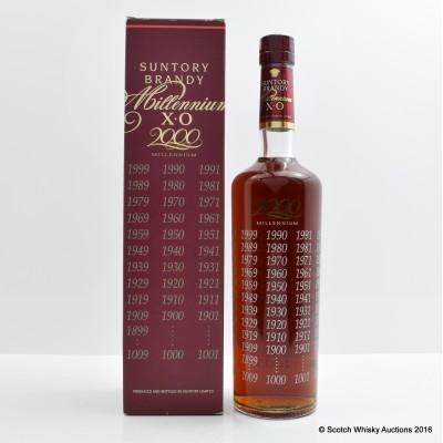 Suntory Millennium XO Brandy
