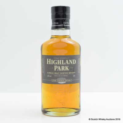 Highland Park Cask Strength Edition 35cl