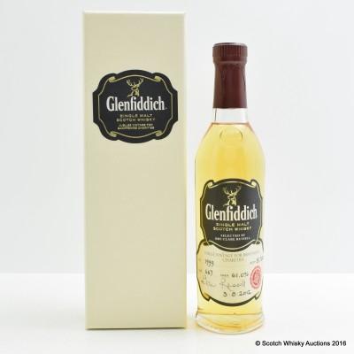 Glenfiddich Jubilee Vintage Charity Bottle 20cl
