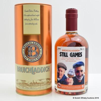 Bruichladdich Valinch Still Games 50cl