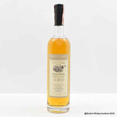 Island 10 Year Old Shieldaig Collection 50cl
