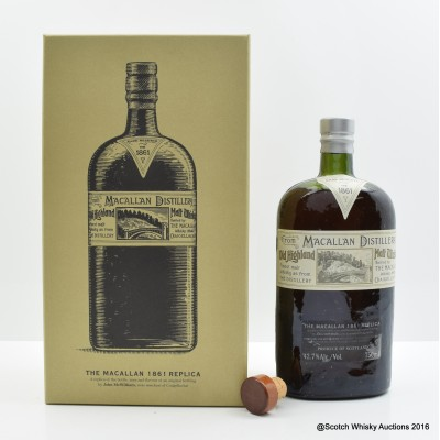 Macallan 1861 Replica 75cl