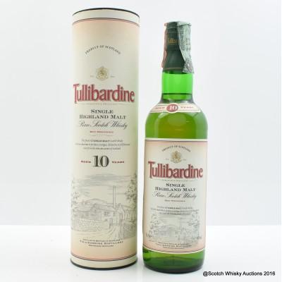 Tullibardine 10 Year Old