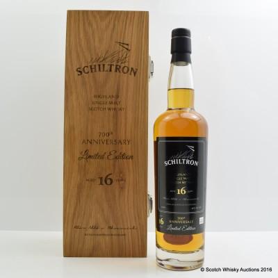 Schiltron 700th Anniversary Of Bannockburn 16 Year Old