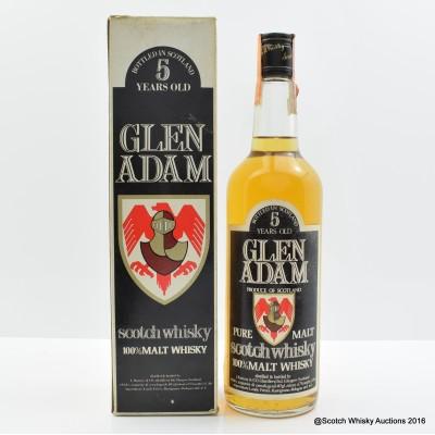 Glen Adam 5 Year Old 75cl