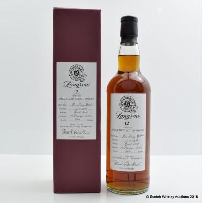 Longrow 1996 12 Year Old Society Bottling