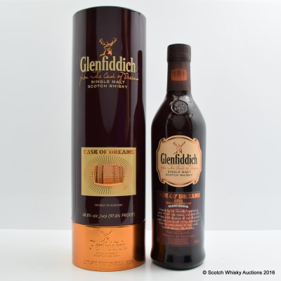 Glenfiddich Cask Of Dreams 2011 Edition 75cl