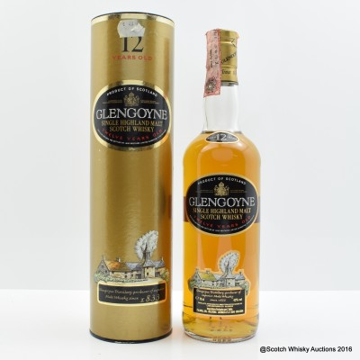 Glengoyne 12 Year Old 75cl