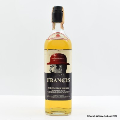 Francis Red Bowler 75cl