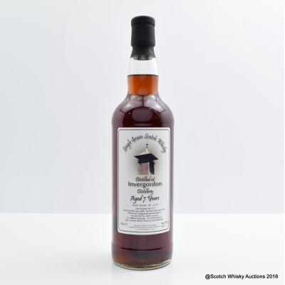 Invergordon 2006 7 Year Old Whisky Broker