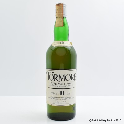 Tormore 10 Year Old Pure Malt 75cl
