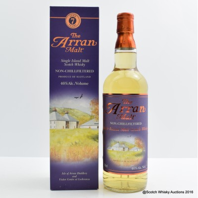 Arran 7 Year Old