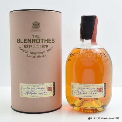 Glenrothes 1982