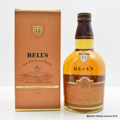 Bell's 12 Year Old
