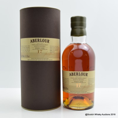 Aberlour 17 Year Old Double Cask Distillery Only Release