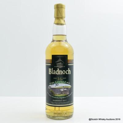 Bladnoch 16 Year Old