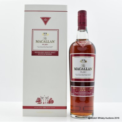 Macallan Ruby