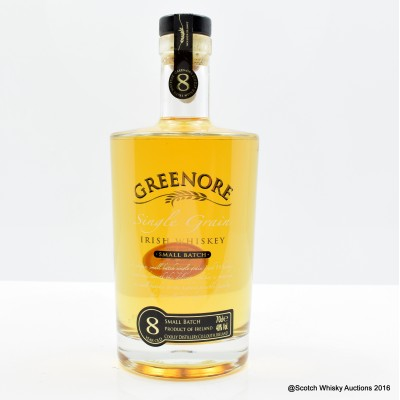 Cooley Greenore 8 Year Old Small Batch Single Grain