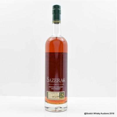 Sazerac 18 Year Old Spring 2015 Release 75cl
