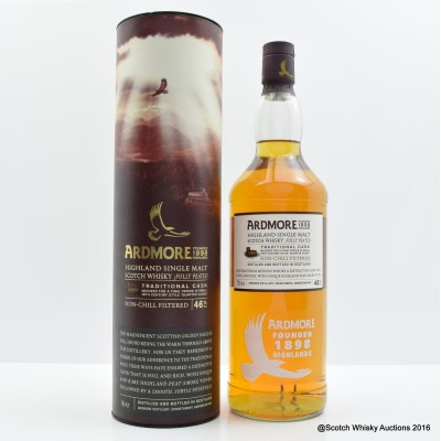 Ardmore Traditional Cask 1L