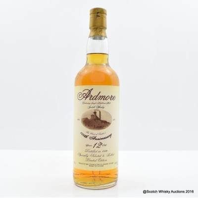 Ardmore 12 Year Old 100th Anniversary