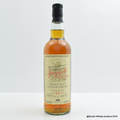Speyside 11 Year Old The Whisky Exchange