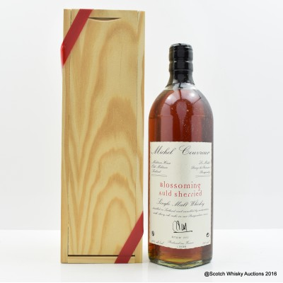 Michel Couvreur Blossoming Auld Sherry