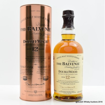 Balvenie 12 Year Old DoubleWood Copper