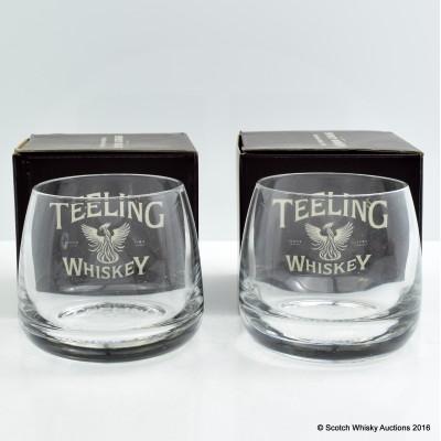 Teeling Whisky Tumblers x 2