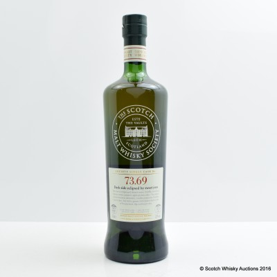SMWS 73.69 Aultmore 1992 22 Year Old