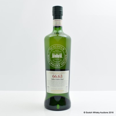 SMWS 66.63 Ardmore 2002 11 Year Old