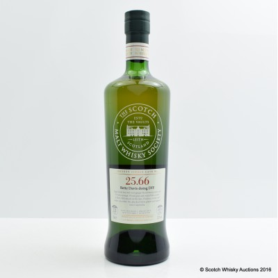 SMWS 25.66 Rosebank 1990 23 Year Old
