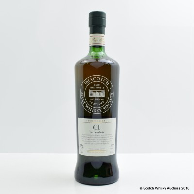 SMWS C1 XO Island Cognac
