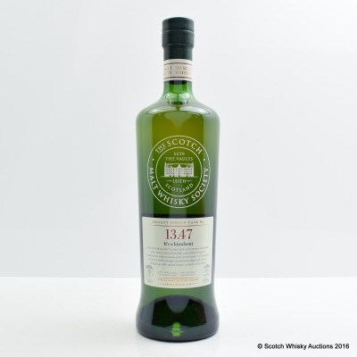 SMWS 13.47 Dalmore 2005 10 Year Old