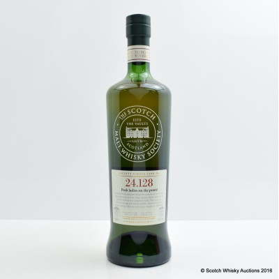 SMWS 24.128 Macallan 1985 29 Year Old