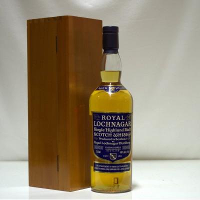 Royal Lochnagar 12 Year Old In Box