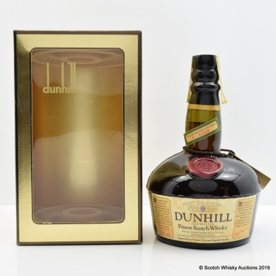 Dunhill Old Master 75cl