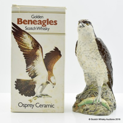 Ben Eagles Ceramic Osprey 37.5cl