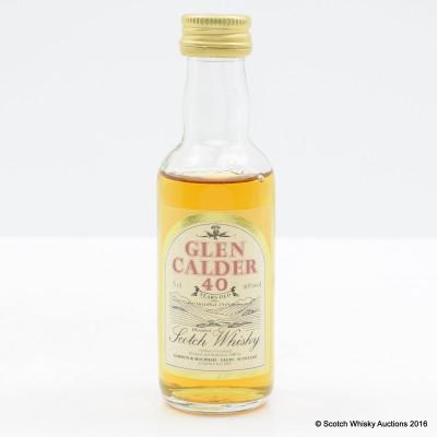 Glen Calder 1949 40 Year Old Mini 5cl